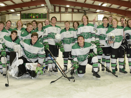 Dragons Advance to Second Round of Herb Brooks Tournament