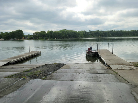 Authorities Find Man Dead after Pulling Submerged Truck from Chisago Co. Lake