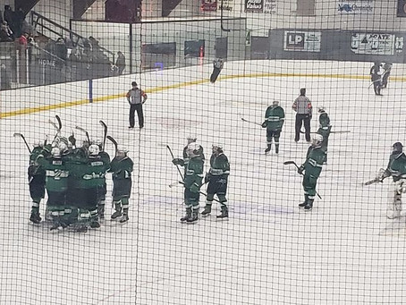 Pine City Scored Three in the Third to Claim Victory Up North