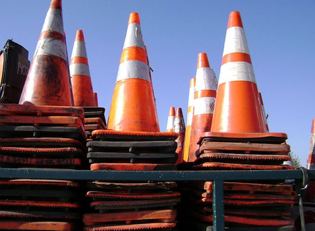 Construction Resumes on Highway 18