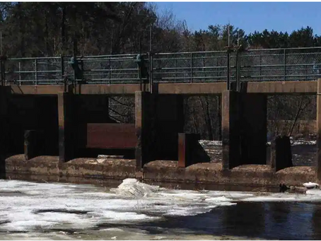 DNR Ramps up Construction at Former Willow River Dam