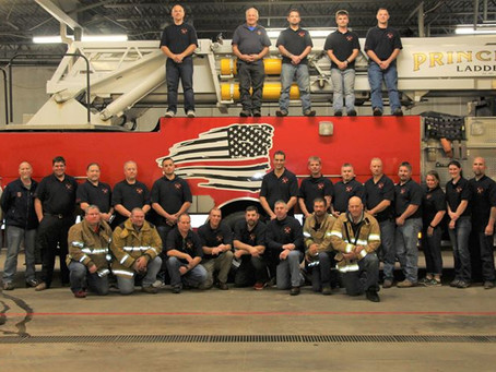 Princeton Looking To Hire New Firefighters