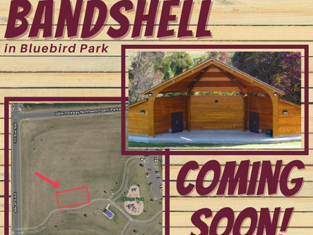 New Improvements Coming to Bluebird Park