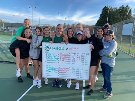 Pine City Tennis Advances to Semi Finals