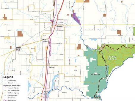 Master Plan for Oberstar Trail Released