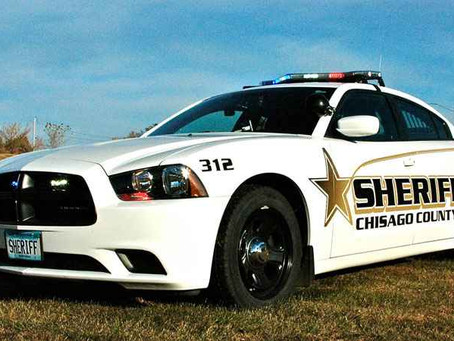 Coon Rapids Mans Leads Chisago Co. Authorities in a Vehicle Pursuit
