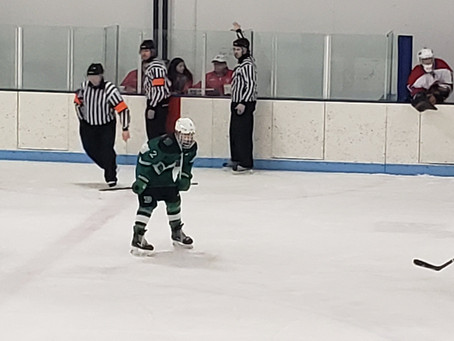 George Miller Grabs Hat Trick, 100th Career Point in Victory for Dragons