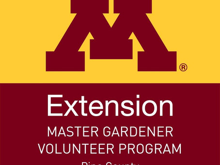 Pine County Master Gardeners Now Accepting Applications