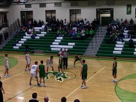 Dragon Boys Basketball Opens the Season With a Victory