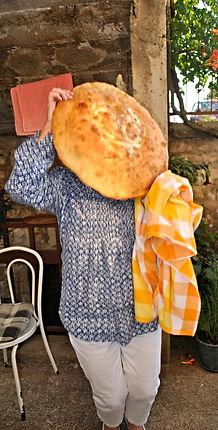 Maritza and Her Peka Bread Recipe 2