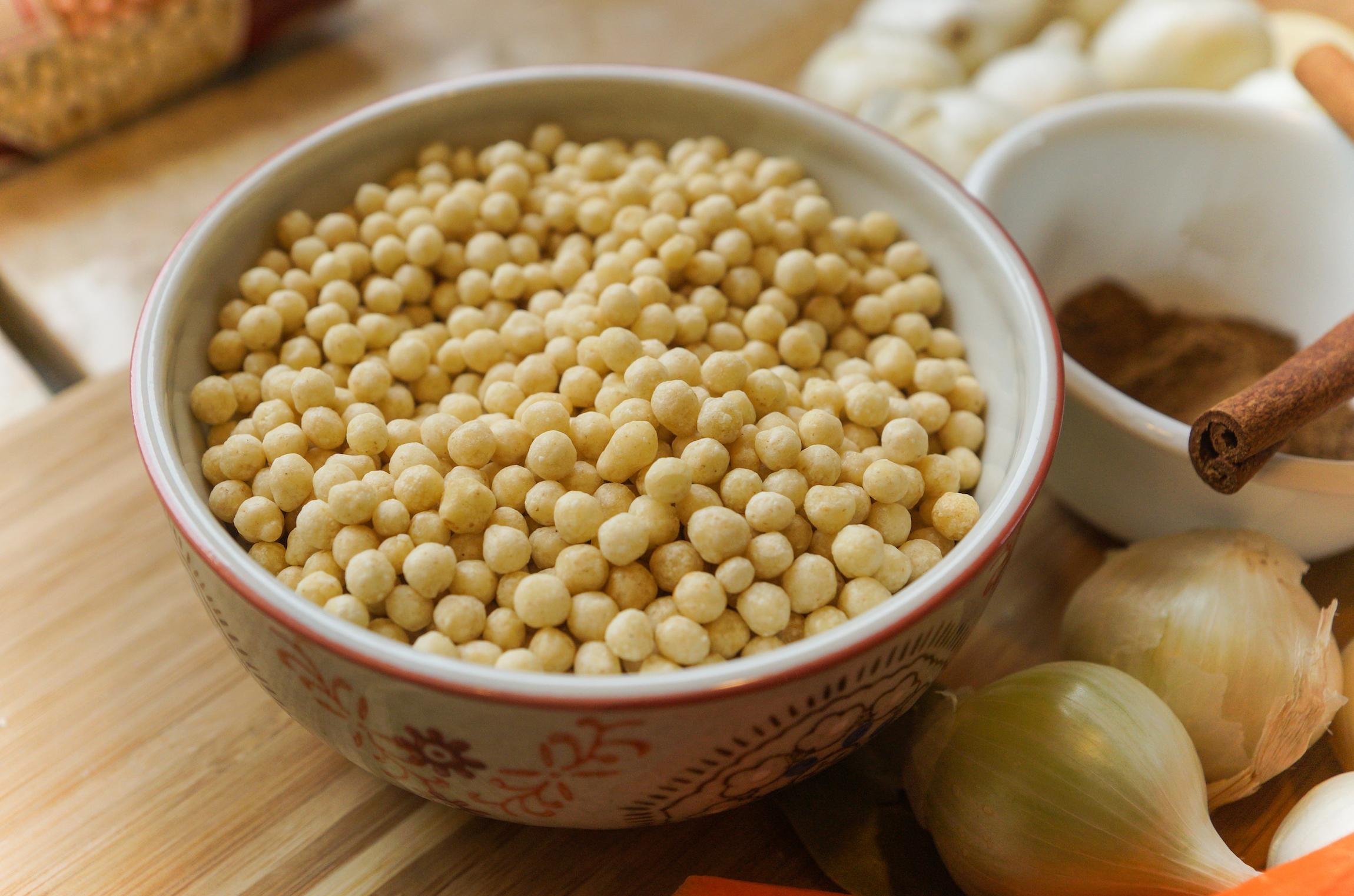 Zeinab's Moghrabieh Recipe