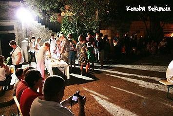 Summer Wednesday Nights before Opening of Konoba Bokuncin, Sutivan, Brač, Croatia