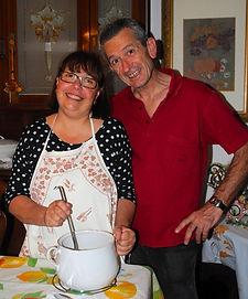 Mauro and Nicoletta, Emilia Romagna, Italy