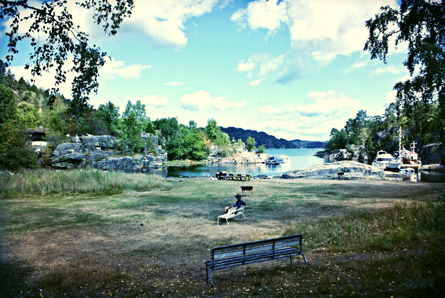 The Bay at Håøya