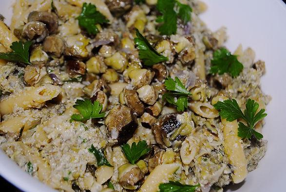 Tania's Wild Artichoke Penne Recipe