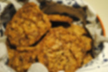 Baking; Gaja's Crunchy Chocolate Chip Cookies Recipe, Croatia
