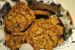 Gaja's Crunchy Chocolate Chip Cookie