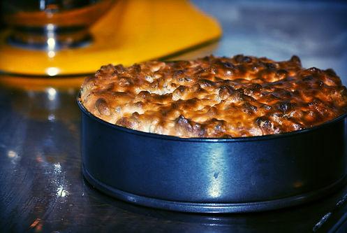 Matea's Walnut Meringue Cake Recipe, Sutivan, Brač, Croatia