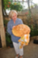 Maritza and Her Peka Bread Recipe 1