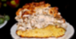 Matea's Walnut Meringue Cake Recipe, Brač, Croatia