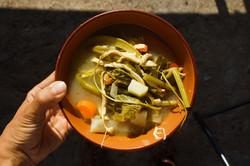 pulque soup