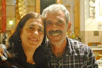 Karime and Kamel, Cyprus