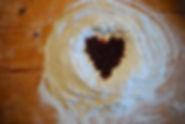 Mound of Flour and Beets; Irina's Istrian Ravioli Ricotta Recipe in Pazin, Croatia