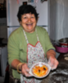 Cypriot Woman Smiling