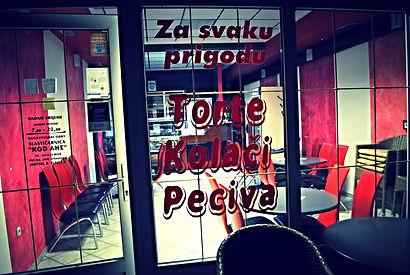 Slastičarna Kod Ane, Imotski, Croatia