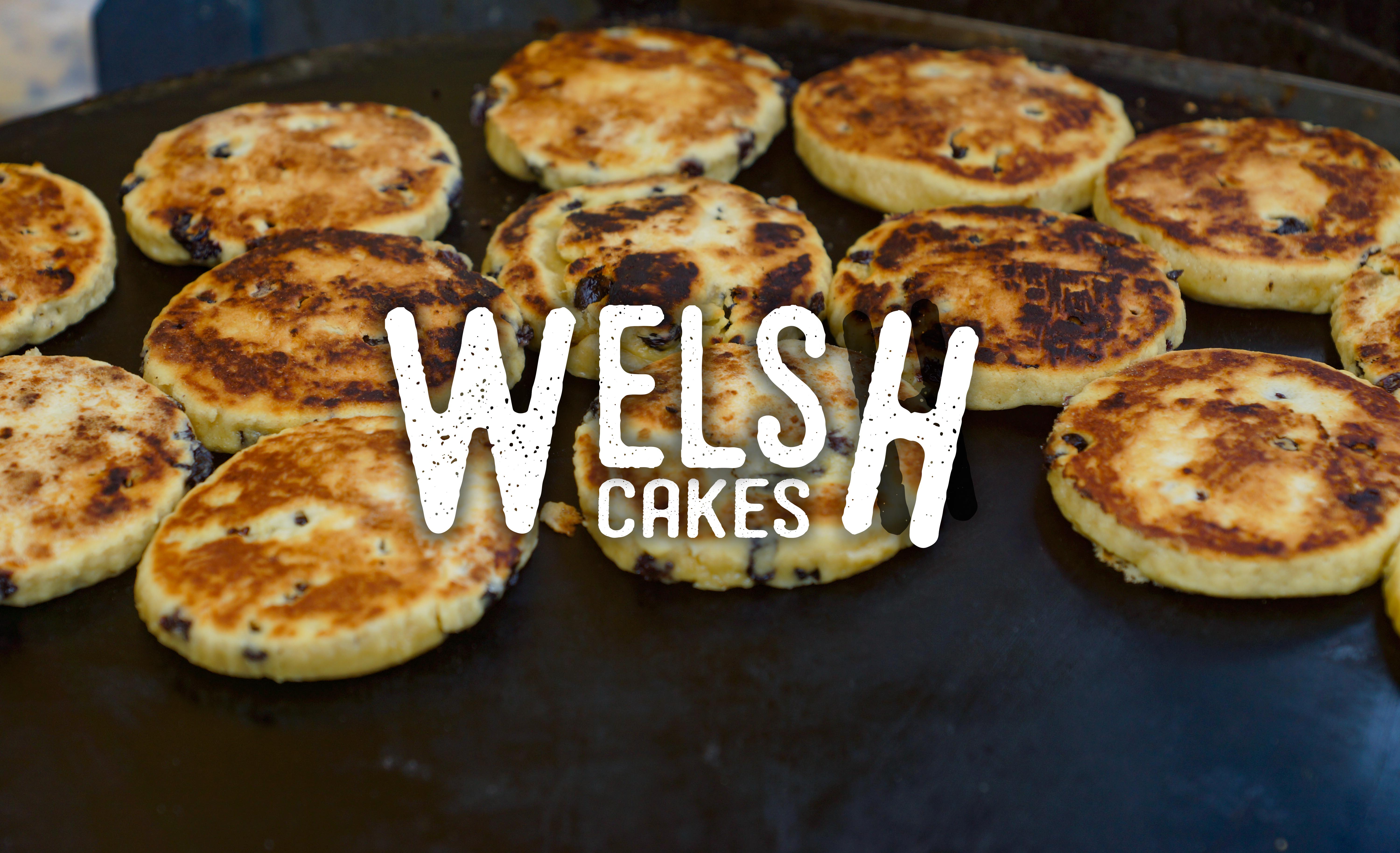 Welsh Cakes with Nia
