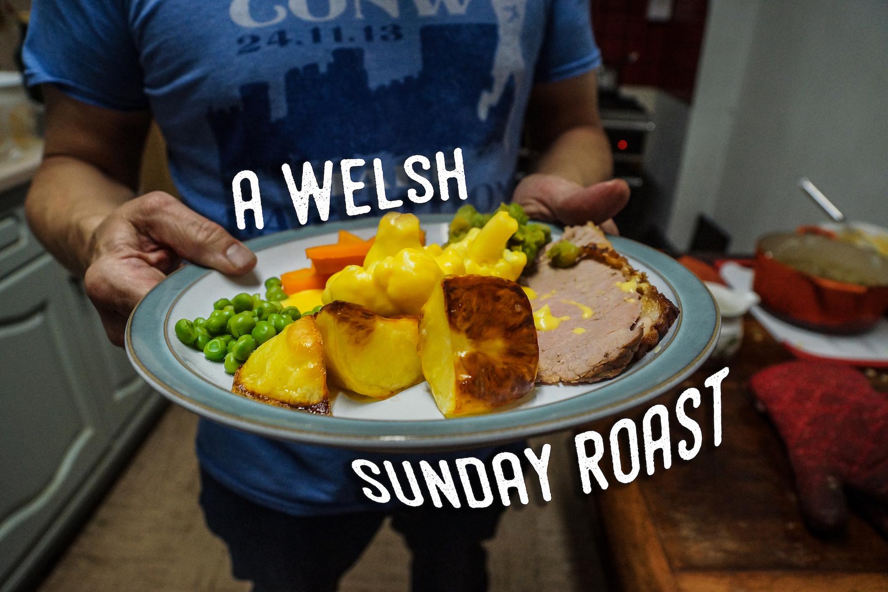 A Welsh Sunday Roast