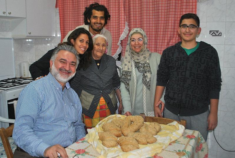 recipe hunters in cyprus