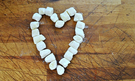 Gnocchi Heart - Mamma Angela's Homemade Gnocchi Recipe