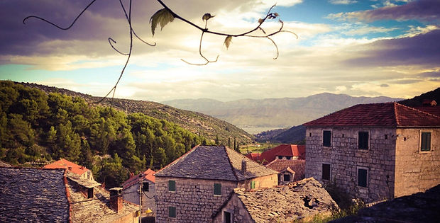 Quest for the Hrapoćuša Recipe, DOl, Brač, Croatia