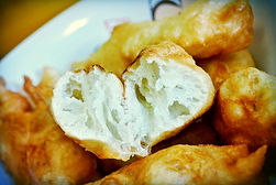 Croatian Fried Dough or Uštipci Recipe, Split, Croatia