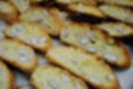 Tozzetti di Mandorle - Italian Almond Biscotti Recipe