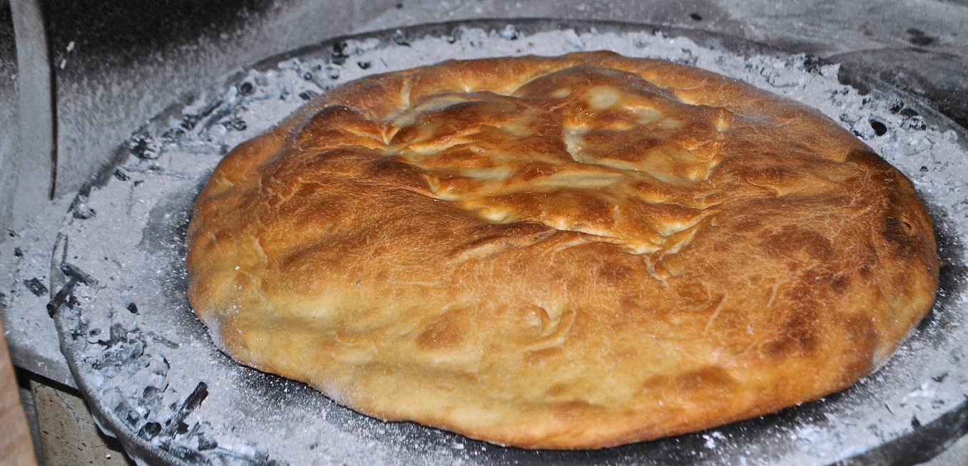 Maritza's Peka Bread Recipe