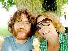 Joar Rasmussen and Johanne Stemre, Friends from Norway