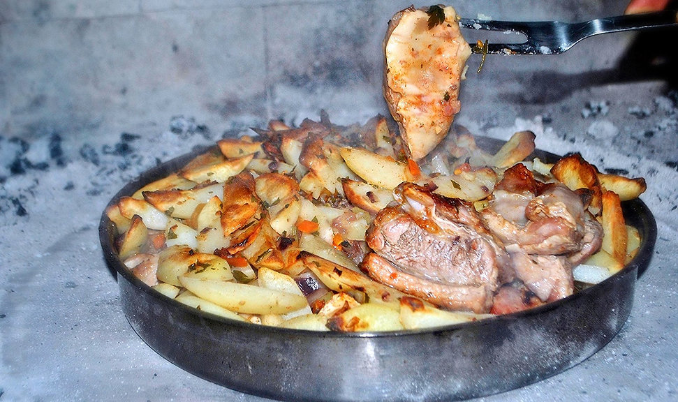 Ante's Croatian Peka Recipe, Croatian Traditional Recipes