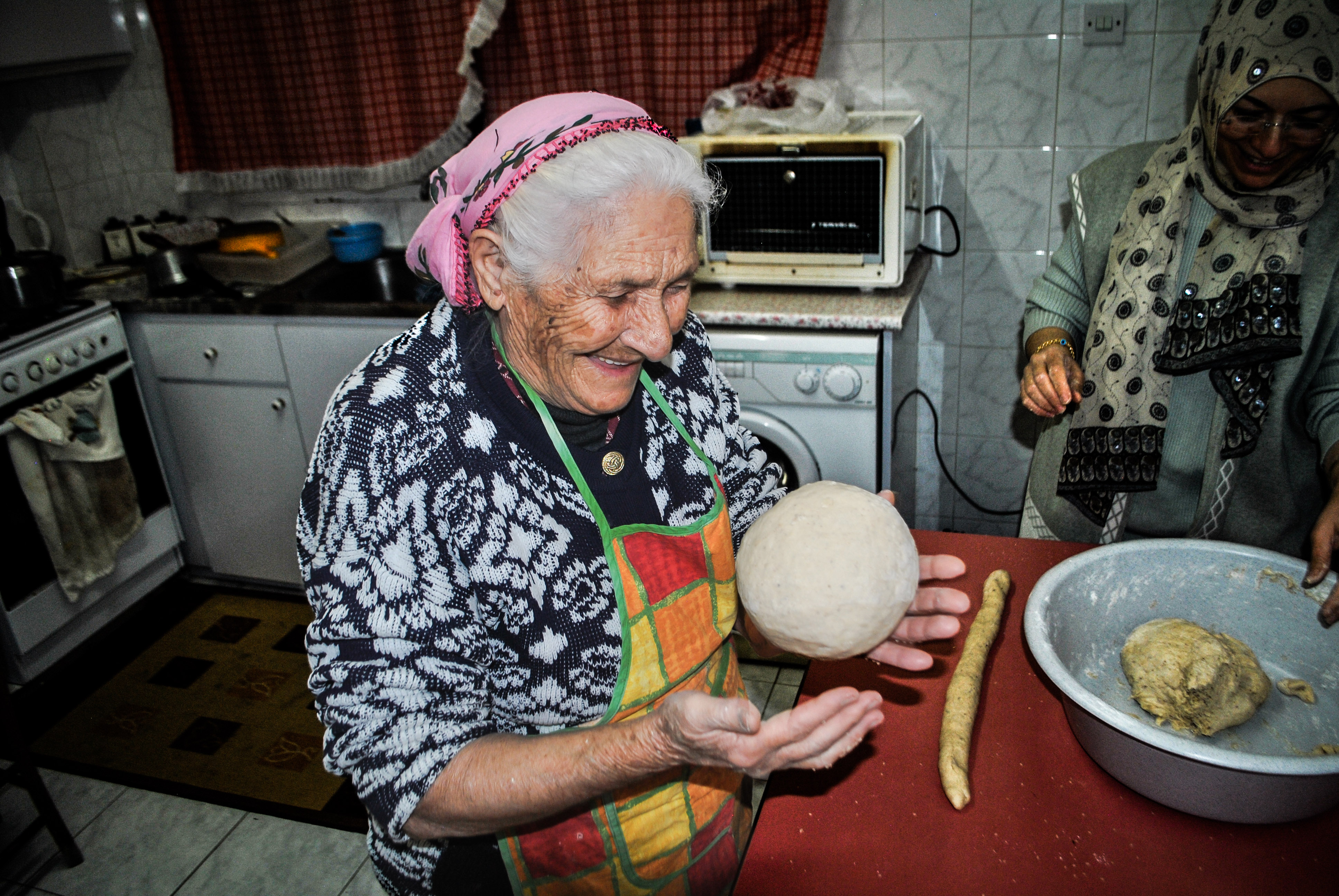 Fatimah & the 93-yr-old Bread Recipe