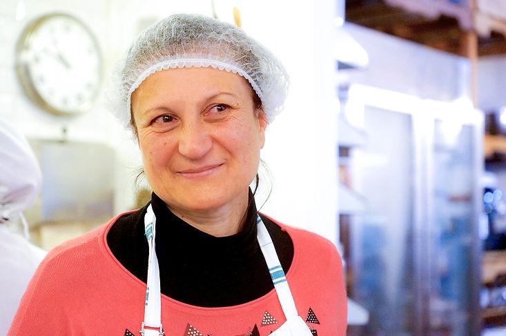 Magida at Tawlet Restaurant in Beirut, Lebanon