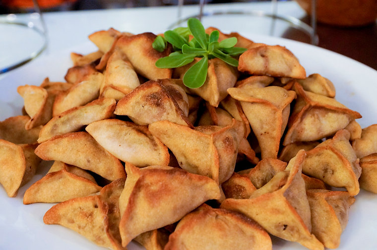 Nada's Lebanese Cooking, Tawlet, Beirut, Lebanon