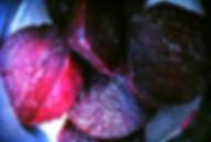 Beets; Irina's Istrian Ravioli Ricotta Recipe in Pazin, Croatia