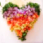 Vegetable heart, , Peka Recipe, Croatian Traditional Recipes