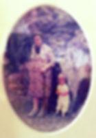 Mats Vaulen & Grandmother