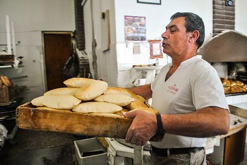 Fresh Pita Bread Huseyin Bakery