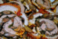 Sliced Stuffed Pork - Porchetta Ripiena Recipe