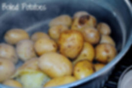 Boiled Potatoes for Homemade Gnocchi Recipe