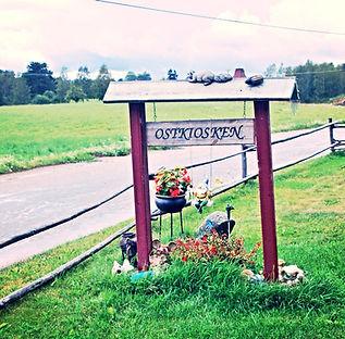 Ostkiosken Sign, Sweden