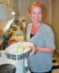 Erika and the Palt Recipe in Gävle, Sweden